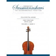 CELLO RECITAL ALBUM VOL 2