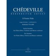 CHEDEVILLE N. L'AINE IL PASTOR FIDO FLUTE