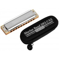 HARMONICA HOHNER MARINE BAND DELUXE A