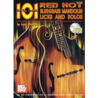 101 RED HOT BLUEGRASS MANDOLIN