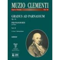 CLEMENTI M. GRADUS AD PARNASSUM VOL 2 PIANO