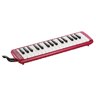 HOHNER  MELODICA STUDENT 32 ROUGE