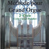 BETREMIEUX M. METHODE POUR GRAND ORGUE VOL 2B