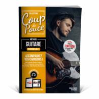 ROUX D./GHUZEL M. COUP DE POUCE VOL 1 GUITARE TAB