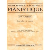 GARTENLAUB O. PREPARATION AU DECHIFFRAGE PIANISTIQUE VOL 2