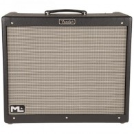 AMPLI FENDER HOT ROD DEVILLE MICHAEL LANDEAU ML212 BLACK SILVER