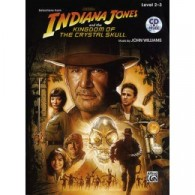 INDIAN JONES AND THE KINGDOM OF THE CRYSTAL SKULL SAXO MIB