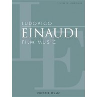 EINAUDI LUDO FILM MUSIC SOLO PIANO