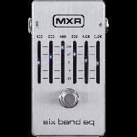 MXR M109S 6 BAND GRAPHIC EQ