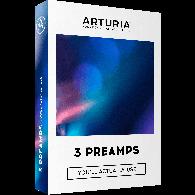 ARTURIA  3PREAMPS