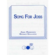 GALLIANO R./MUSICHINI A. SONG FOR JOSS ACCORDEON