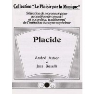 ASTIER A./BASELLI J. PLACIDE ACCORDEON