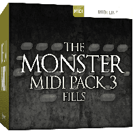 TOONTRACK TT129 DIVERS THE MONSTER MIDI PACK 3
