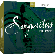 TOOTRACK TT138 DIVERS SONWRITERS FILL PACK 1 MIDI