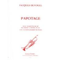 DEVOGEL J. PAPOTAGE TROMPETTE