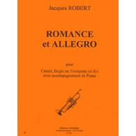 ROBERT J. ROMANCE ET ALLEGRO TROMPETTE
