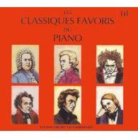 CLASSIQUES FAVORIS DU PIANO VOL 1B CD
