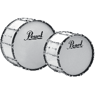 "PEARL GROSSE CAISSE COMPETITOR 20x14"" PURE WHITE"
