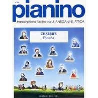 CHABRIER E. ESPANA PIANO