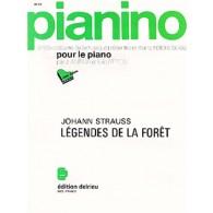STRAUSS R. LEGENDES DE LA FORET PIANO
