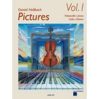 HELLBACH D. PICTURES VOL 1 VIOLONCELLE