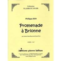RIO P. PROMENADE A BRIONNE TUBA/EUPHONIUM/SAXHORN