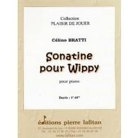 BRATTI C. SONATINE POUR WIPPY PIANO