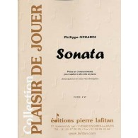 OPRANDI P. SONATA SAXHORN ALTO