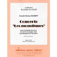 JOUBERT C.H. CONCERTO LES MOUSTIQUES TROMPETTE