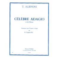 ALBINONI T. CELEBRE ADAGIO TROMPETTE