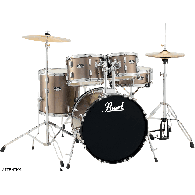 PEARL ROADSHOW JUNIOR 18 4FUTS BRONZE METALLIC
