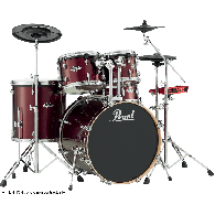 PEARL EPEX HYBRID ROCK 22 RHODOID RED WIN