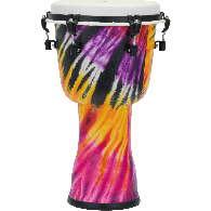 "PEARL PBJV10-696 DJEMBE TOP TUNED 10"" PURPLE HAZE"