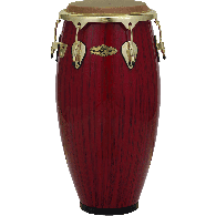 "PEARL PCF110HV-651 HAVANAS QUINTO 11"" BIG BELLY RED TIGER STRIPE"