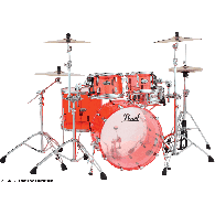 PEARL CRYSTAL BEAT - RUBY RED CRB504PC-731