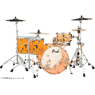 PEARL CRYSTAL BEAT - TANGERINE GLASS CRB524PC-732