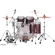 PEARL MASTER MAPLE - BURNISHED BRONZE SPARKLE MCT904XEPC-329