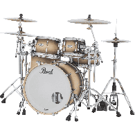 PEARL MASTER MAPLE - SATIN NATURAL BURST MCT924XEFPC-351