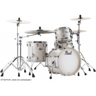 "PEARL STS983XPC-405 SESSION STUDIO SELECT JAZZ 18"" 3 SHELLS NICOTINE WHITE"