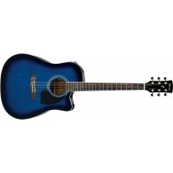 IBANEZ PF15ECE-TBS TRANSPARENT BLUE SUNBURST
