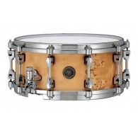 "CAISSE CLAIRE TAMA PMM146-STM STARPHONIC ERABLE 14"" x 6"" SATIN MAPPA BURL"