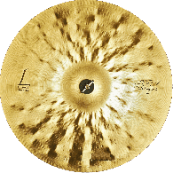 "SABIAN HHX CRASH 19"" LEGACY"