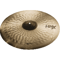 "SABIAN HHX RIDE 21"" RAW BELL DRY"