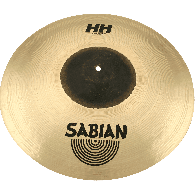 "SABIAN HH RIDE 22"" POWER BELL"