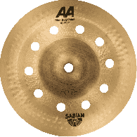 "SABIAN AA CHINESE 8"" MINI HOLY CHINA"