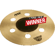 "SABIAN AAX SPLASH 10"" AIR"