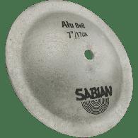 """SABIAN AB7 CLOCHE ALU BELL 7"""""""