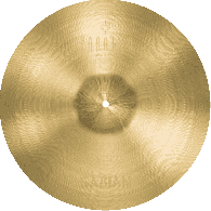 "SABIAN NP1708N CRASH PARAGON 17"" NATURELLE"