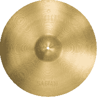 "SABIAN NP1908N CRASH PARAGON 19"" NATURELLE"