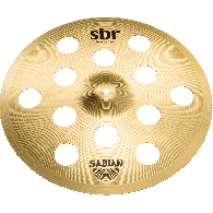 "SABIAN SBR1600 CRASH 16"" O-ZONE"